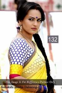 Sonakshi Sinha Dabangg Fancy Saree