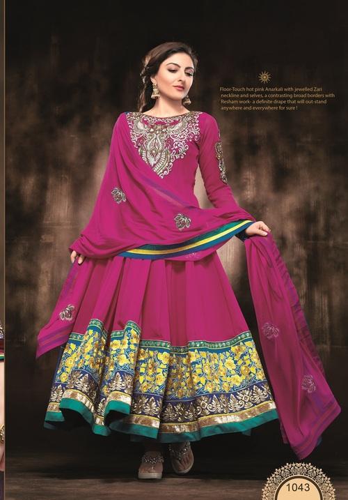 Fashionable Anarkali Suits