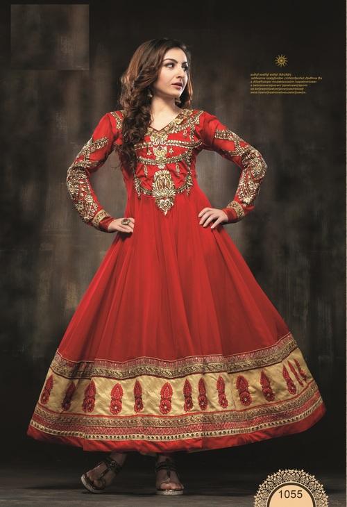Indian Designer Anarkali Suit