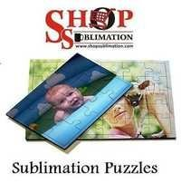 Sublimation Puzzles
