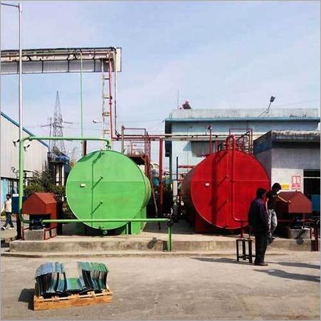50KL x 2Nos Chemical Storage System