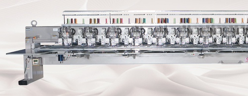 MULTI HEAD AUTOMATIC EMBROIDERY MACHINE TB SPECIAL Series