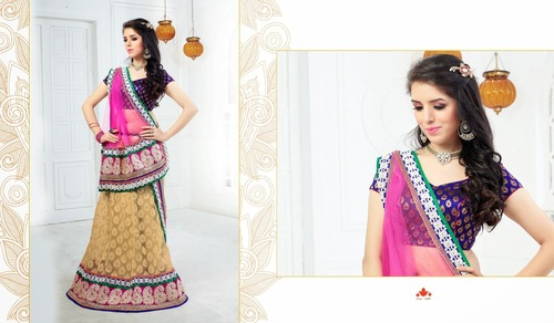 Fashion Lengha Choli