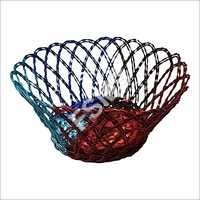 Decorative Mesh Fruit Basket