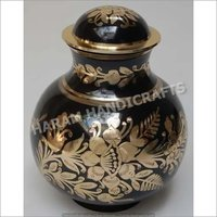 Brass  Handicrafted Cremation Urns