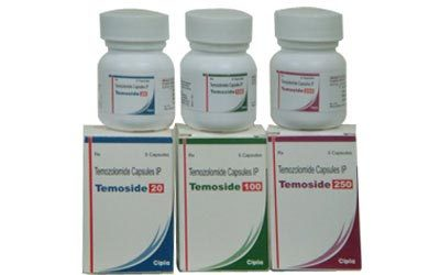 Temoside Capsules By Cipla