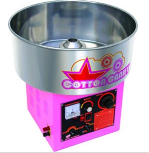 Semi-Automatic Gas Cotton Candy Machine