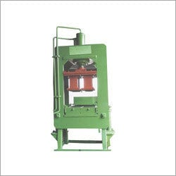 Brick Making Hydraulic Machine