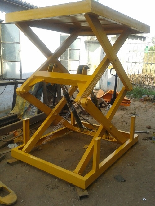 Nagercoil Hydraulic Scissor Lift