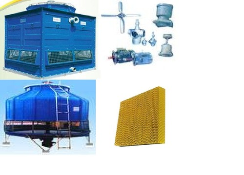 COOLING TOWER AND ACCESSORIES
