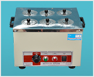 Water Bath Rectangular (Automatic Temperature Control) - Double Wall