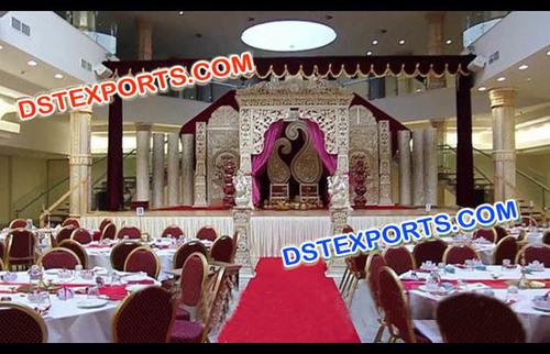 Elegant Style Wedding Stage