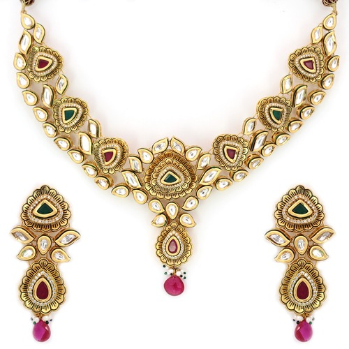 Kundan Necklace Sets
