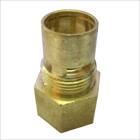Brass Lock Nut