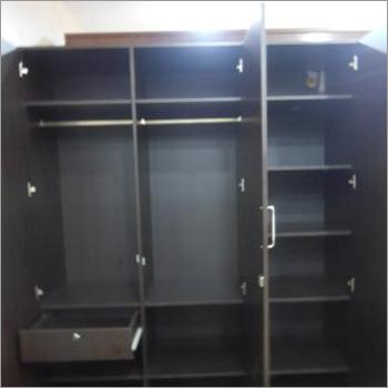 D4 Series Wardrobe 4 Door