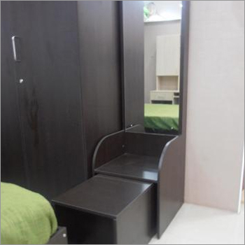 D4 Series Dressing Table With Stool