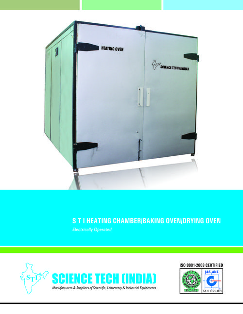 Heating Chamber Oven