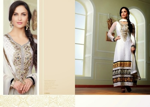Georgette Embriodered Suits