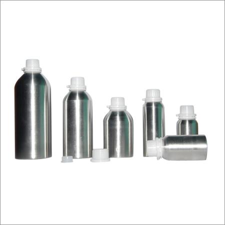 Chemical Storage Aluminium Bottles