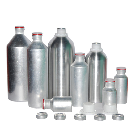 Chemical Industry Aluminum Bottles