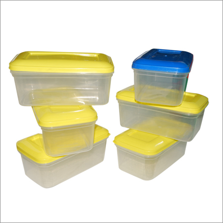 Square Plastic Boxes