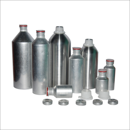 Pesticides Industry Aluminum Bottles