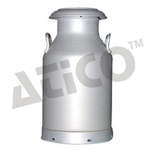 Aluminium Milk Cans 30 Litre
