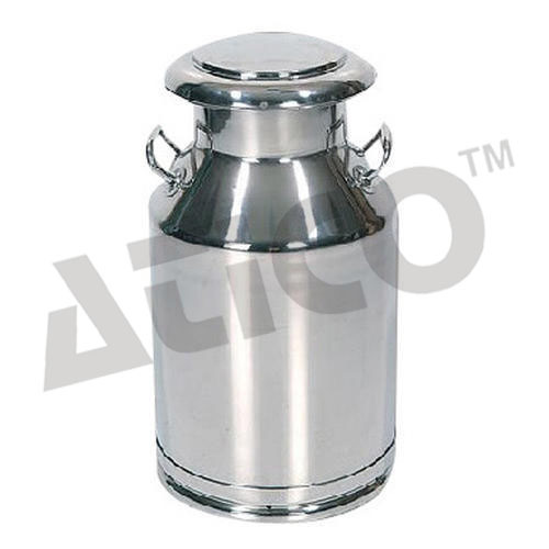 Milk Can Stainless Steel 20 Ltr.
