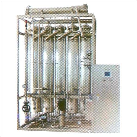 Water Distillation Still