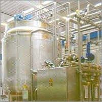 Purified Water Storage System