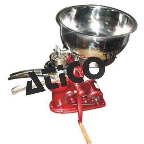 Hand  Electrically Operated Cream Separator Machine