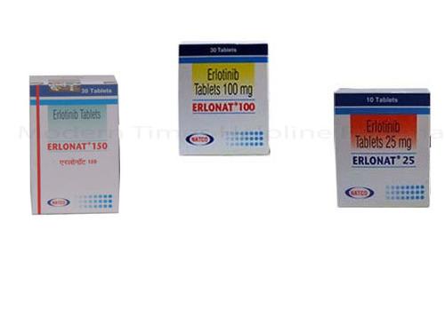 Erlotinib Hydrochloride Erlonat