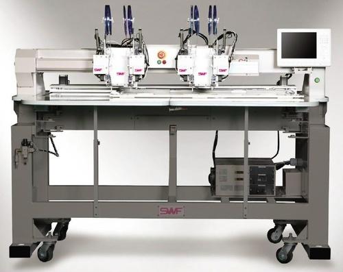 MULTI HEAD AUTOMATIC EMBROIDERY MACHINE (Motive Sequin Series)