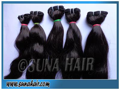 100% Body wavy virgin cuticle intact virgin hair