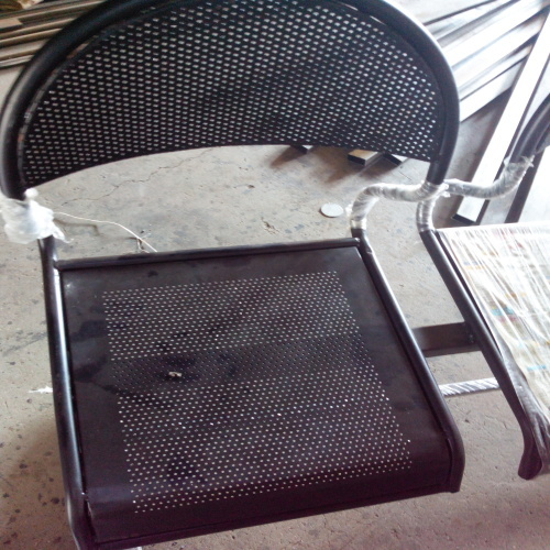 Perforated Stainless Sheet