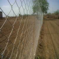 G. I. Coated Fencing