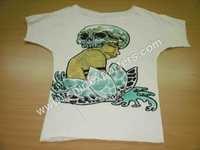 Ladies Waterbase Print Tshirt