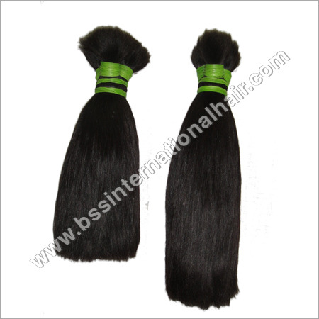 Non Remy Single Human Hair