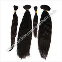 Single Drawn Remy Human Hair