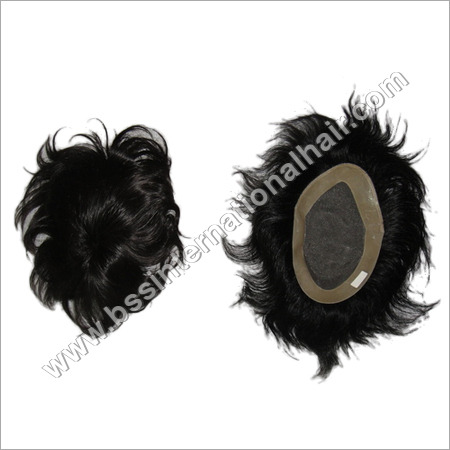 Mens Human Hair Patches