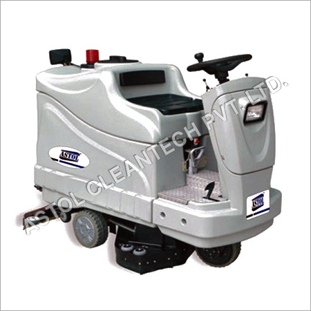 Heavy Duty Industrial Ride On Scrubber Dryer