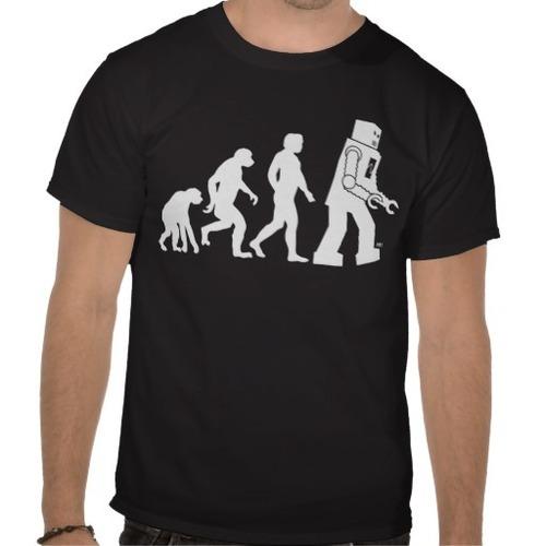 Men Evolution Tshirt