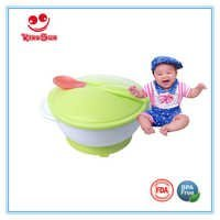 Baby Feeding Suction Bowl