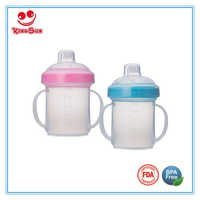 BPA Free Baby Training Cups