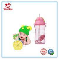 350ml Baby Water Bottle with Shoulder Strip