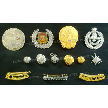 Metal Badges & pins