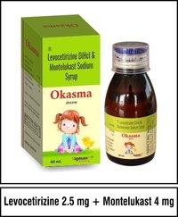 Levocetirizine + Montelukast