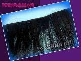Full shining natural loose wave soft feeling human hair
