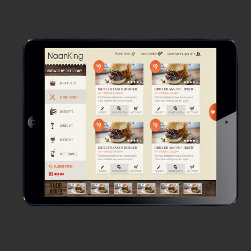 Online Food order apps