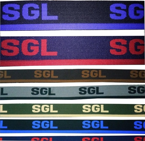 Jacquard Elastic Tapes